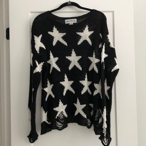 Wildfox Seeing Stars Lennon Sweater